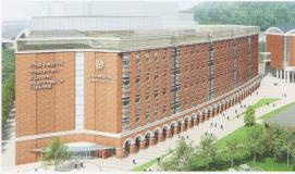 新校舎完成イメージ